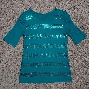 Sequins shirt